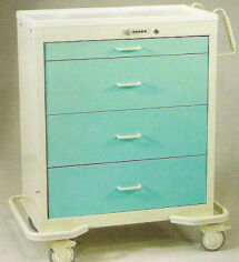 Work Station Cart Treatment Cabinet for sale