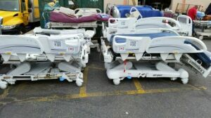 STRYKER InTouch Beds Electric for sale