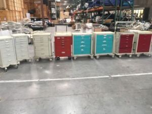 ARMSTRONG mixed Emergency Cart for sale