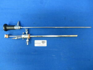 ACMI M3-70A Gold, GYG-7 SET 4mm 70 Degree Cystoscope for sale