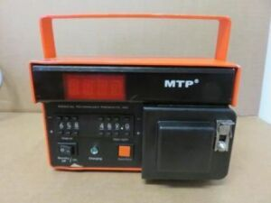MEDICAL TECHNOLOGY PRODUCTS Transport MTP 1001 (A) Pump IV Infusion for sale