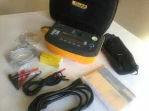 FLUKE ESA620 Safety Tester for sale