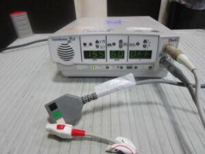 RESPIRONICS Smart Monitor 2 PS Masimo SPo2 ECG Apnea Monitor for sale