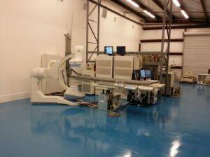 GE Innova 2100 Cath Angio Lab for sale