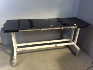BIODEX MEDICAL Fowler Back 240-110 Stretcher for sale