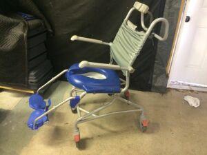 AQUATEC CLARKE LAGUNA Bath Chair for sale
