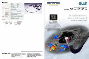 OLYMPUS GF-UE160-AL5 Gastroscope for sale