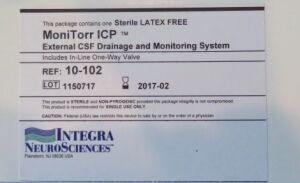 INTEGRA 10-102 Disposables - General for sale