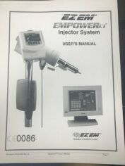 EZEM EZ EM Empower CT Injector Injector CT for sale