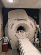 GE Signa HS 1.5T MRI Mobile for sale