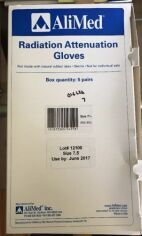 ALIMED Radiation attenuation Examination Gloves for sale