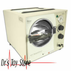 MIDMARK RITTER M7 SpeedClave Autoclave Tabletop for sale