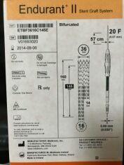 MEDTRONIC Endurant 2 stent graft system Stent for sale
