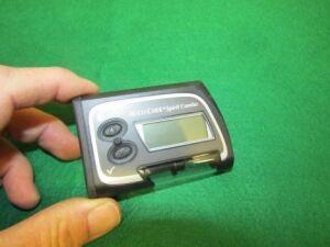 ROCHE Accu-Chek Spirit Blood Sugar Monitor for sale