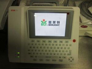 BIOLIGHT E70 ECG unit for sale