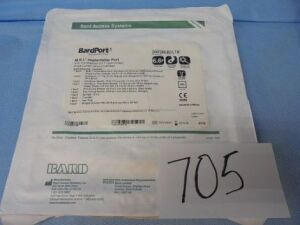 BARD Bard Port Catheters for sale