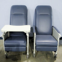 GF HEALTH Medical Recliner Professional Use Chairs/Stools for sale