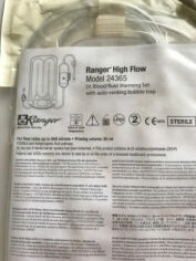 RANGER High flow 24365 Warming IV/Infusion Set for sale