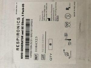 RESPIRONICS Nivo Nebulizer for sale