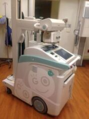 FUJI 2011 FCR GO-2 Portable X-Ray for sale
