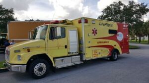 FREIGHTLINER FL60 Ambulance for sale