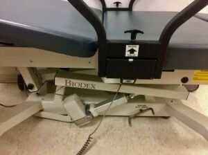 BIODEX Ultra Pro Ultrasound Table for sale