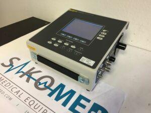 FLUKE BIOMEDICAL VT Plus HF Gas Flow Analyzer Respiratory Analyzer for sale