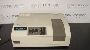 PERKIN ELMER Lambda 2 UV/VIS Mass Spectrometer for sale
