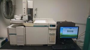 HP 5973 Mass Spectrometer for sale