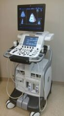GE Vivid E9 Cardiac - Vascular Ultrasound for sale