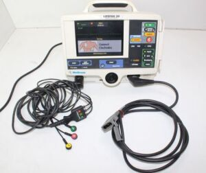 MEDTRONIC PHYSIO CONTROL LIFEPAK 20 Defibrillator for sale