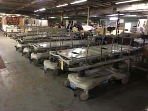 HILL ROM 8020 Stretcher for sale