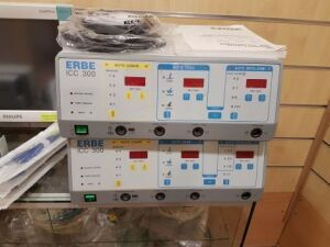 ERBE Erbotom ICC 300 Electrosurgical Unit for sale