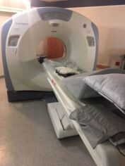 GE Brightspeed 16 CT Scanner for sale