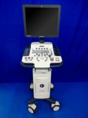 GE Logiq V5 Expert Shared Service Ultrasound for sale