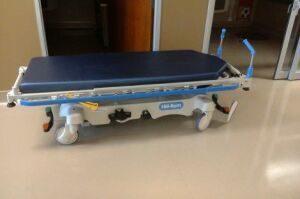 HILL ROM P8005  Transport Stretcher Like New Stretcher for sale