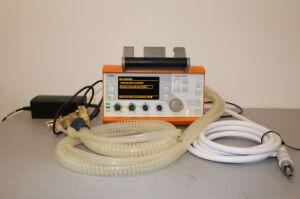 DRAEGER Drager Oxylog 3000 Transport Ventilator for sale