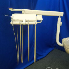 ADEC Radius Mount Dental Delivery Unit for sale