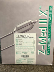 BRAUN Z-MED II-X PTV Dillatation catheter 22x6x100 Catheters for sale