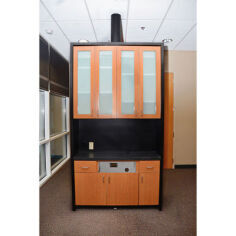 CUSTOM 12'o Clock Cabinetry - Furnishings for sale