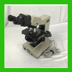 NIKON Labophot Biological Microscope with 4 Objectives 2 Eyepieces, 1.25 Phase Contrast and Operation Manual PN 224163 Microscope for sale