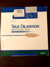 BARD TRUE DILATATION BALLOON VALVULOPLASTY CATHETER 20MM X 4.5CM Catheters for sale