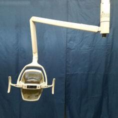 PELTON & CRANE LF2 Track Light Dental Lamp for sale
