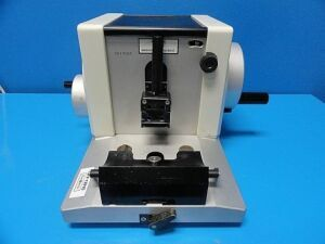 MICRO-TEC 2005 TBS Miro Tec CUT 4055 Manually Operated Rotary Microtome for sale