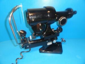 BAUSCH & LOMB Type 71-21 35  Manual Ophthalmometer~ One Paosition Keratometer for sale