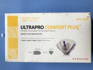ETHICON Ultrapro Comfort Plug 3/BX Disposables - General for sale