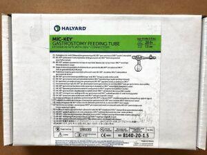 HALYARD MIC-KEY Gastrostomy Feeding Tube 20Fr 1.5cm Disposables - General for sale