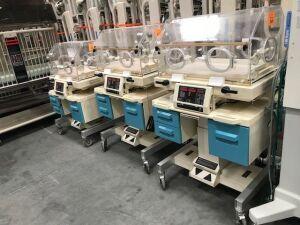 OHMEDA Ohio Care Plus Infant Incubator for sale