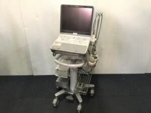 TOSHIBA Viamo SSA-640A Cardiac - Vascular Ultrasound for sale