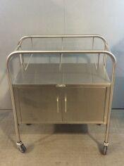 MDT WILSON Stainless Steel Bassinet Crib for sale